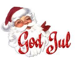 Vi ønsker glædelig jul med gløgg og æbleskiver